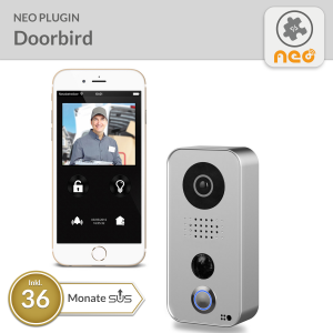 NEO Plugin Doorbird - 36 Monate SUS