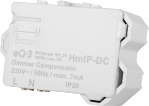 Homematic IP Dimmerkompensator