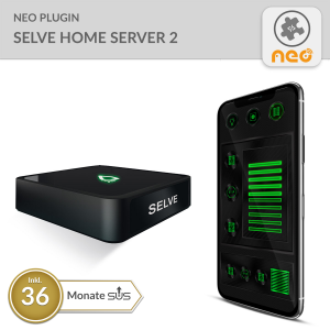 NEO Plugin SELVE Home Server 2 - 36 Monate SUS