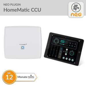 NEO PlugIn HomeMatic CCU - 12 Monate SUS