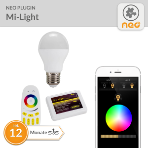 NEO Plugin Mi-Light - 12 Monate SUS