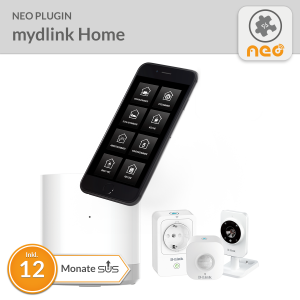 NEO Plug-In mydlink Home - 12 Monate SUS