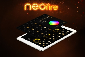 Icon Set NEOtronic / NEOfire BUNDLE