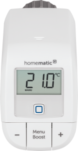 Homematic IP Starter Set Heizen - easy connect