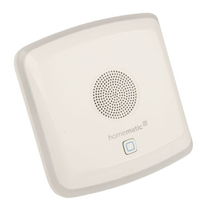 Homematic IP MP3 Kombisignalgeber HmIP-MP3P, für SmartHome / Hausautomation