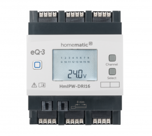 Homematic IP Wired Eingangsmodul - 16-fach