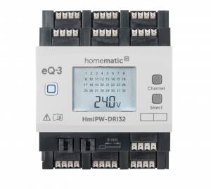 Homematic IP Wired Eingangsmodul - 32-fach