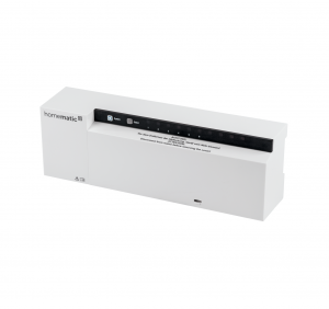 Homematic IP Wired Fußbodenheizungsaktor - 6-fach, 230 V