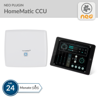 NEO PlugIn HomeMatic CCU - 24 Monate SUS