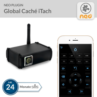 NEO PlugIn Global Caché iTach - 24 Monate SUS