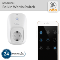 NEO PlugIn Belkin WeMo Switch - 24 Monate SUS