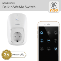 NEO PlugIn Belkin WeMo Switch - 36 Monate SUS