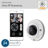 NEO Plugin Axis IP Kameras - 24 Monate SUS