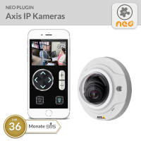 NEO Plugin Axis IP Kameras - 36 Monate SUS