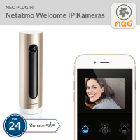 NEO Plugin Netatmo Welcome IP Kameras - 24 Monate SUS