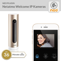 NEO Plugin Netatmo Welcome IP Kameras - 36 Monate SUS