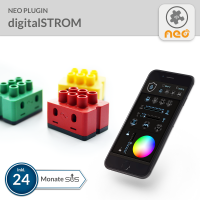 NEO Plugin digitalSTROM - 24 Monate SUS