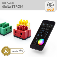 NEO Plugin digitalSTROM - 36 Monate SUS