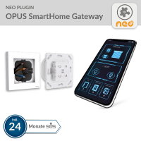 NEO Plugin Opus SmartHome Gateway - 24 Monate SUS