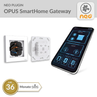 NEO Plugin Opus SmartHome Gateway - 36 Monate