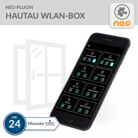 NEO Plugin Hautau WLAN-Box - 24 Monate SUS