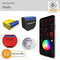 NEO Plugin Shelly - 12 Monate SUS