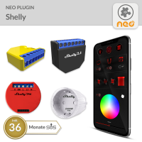 NEO Plugin Shelly - 36 Monate SUS