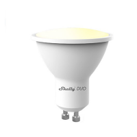 Shelly Duo smarter LED Strahler 5,0W GU10