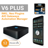 AIO Gateway V6 Plus inkl. Lizenz Automation Manager und Mediola Gateways