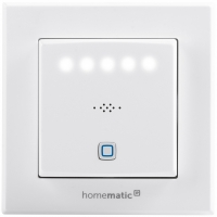 Homematic IP Bausatz CO2-Sensor, HmIP-SCTH230, 230 V - Fertiggerät