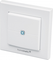 Homematic IP - Wandtaster 2-fach