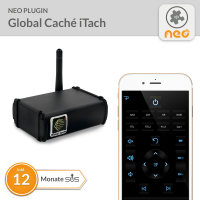 NEO PlugIn Global Caché iTach - 12 Monate SUS