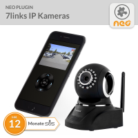 NEO Plugin 7links IP Kameras - 12 Monate SUS