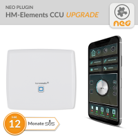 Upgrade für NEO Plugin HM-Elements - 12 Monate SUS