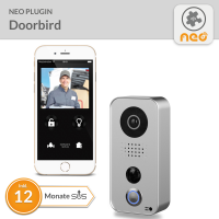NEO Plugin Doorbird - 12 Monate SUS