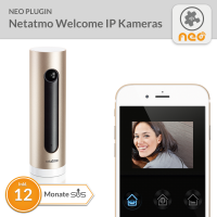 NEO Plugin Netatmo Welcome IP Kameras - 12 Monate SUS