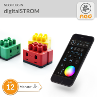 NEO Plugin digitalSTROM - 12 Monate SUS
