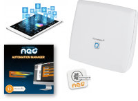 HomeMatic Smart Home Zentrale CCU3 PRO inklusive Automation Manager Lizenz