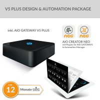 AIO Gateway V5 Plus Design & Automation Package