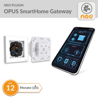NEO Plugin Opus SmartHome Gateway - 12 Monate SUS